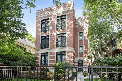 Photo of 3934 N JANSSEN Avenue #4, Chicago, IL 60613 (MLS # 10839803)