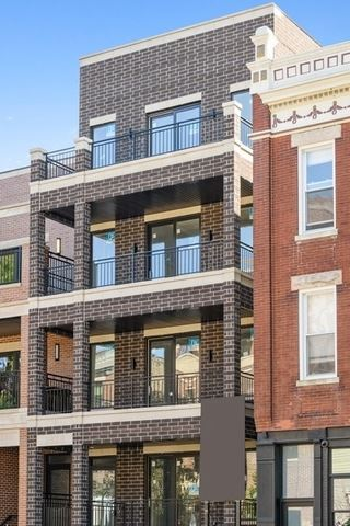 Photo of 1323 W Wrightwood Avenue #2, Chicago, IL 60614 (MLS # 10888803)