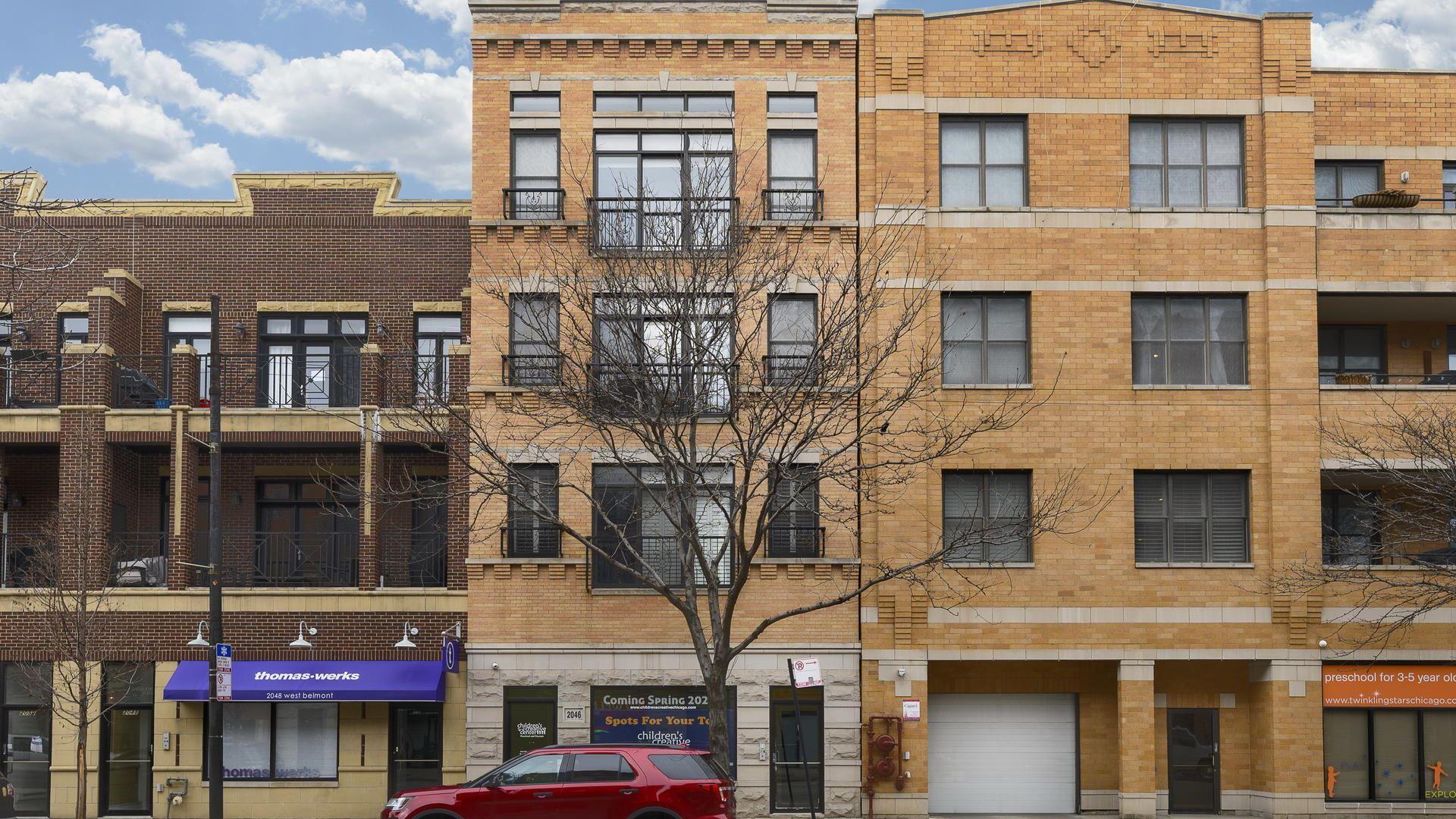 2046 W Belmont Avenue #3, Chicago, IL 60618 - #: 10752803