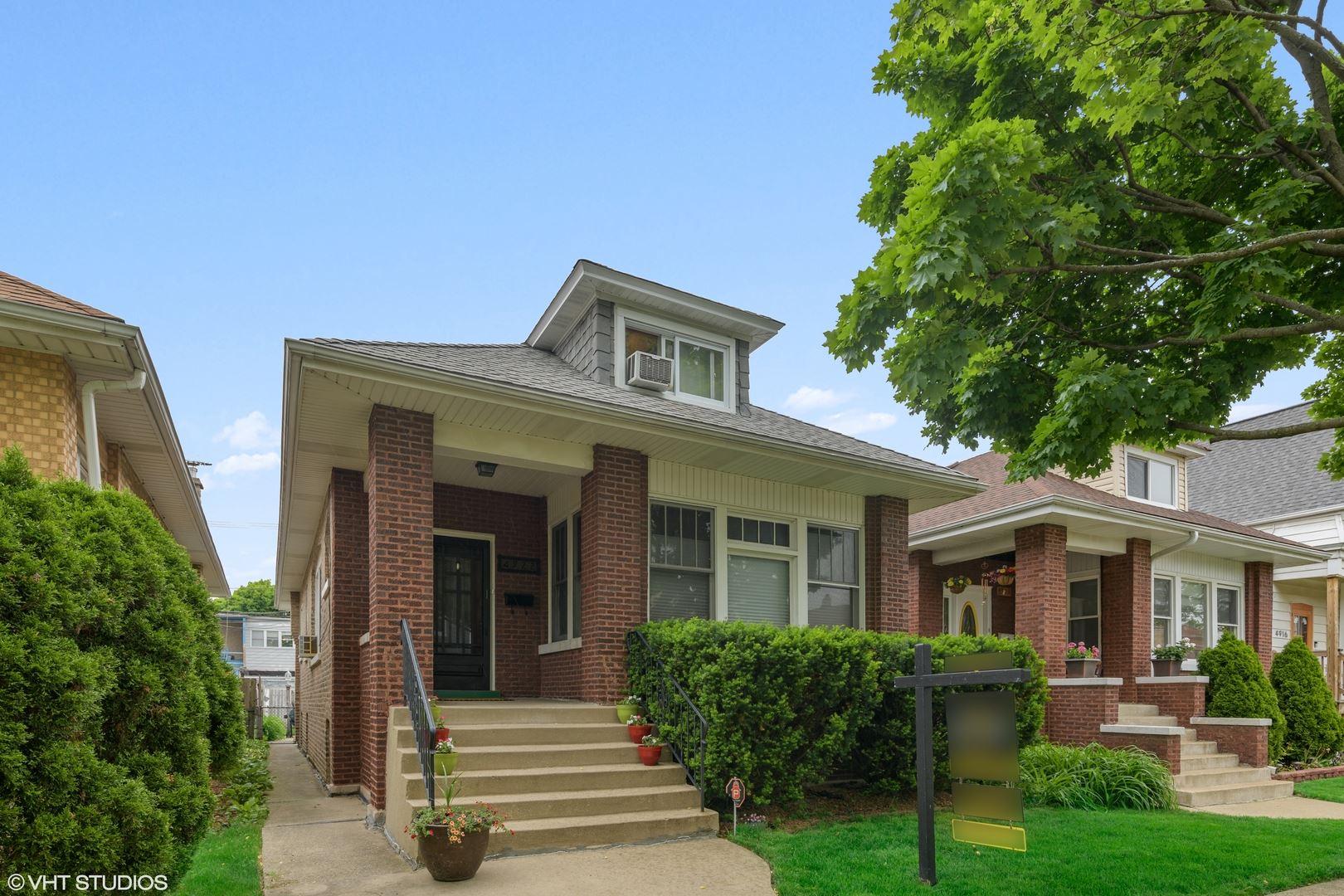 4922 W Grace Street, Chicago, IL 60641 - #: 10756803