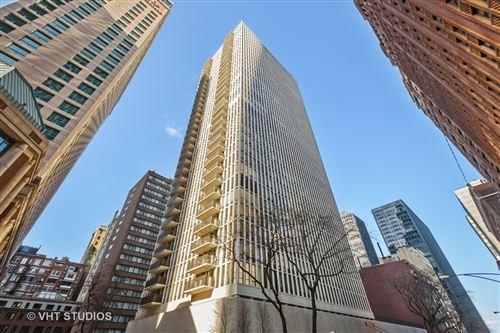 Photo of 200 E Delaware Place #11F, Chicago, IL 60611 (MLS # 10691804)