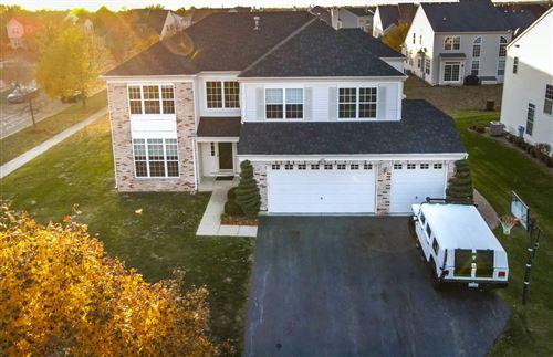 Tiny photo for 407 Aviary Lane, Bolingbrook, IL 60490 (MLS # 10976805)
