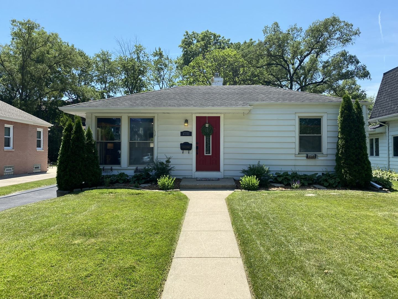 1751 LINNEMAN Street, Glenview, IL 60025 - #: 10768805