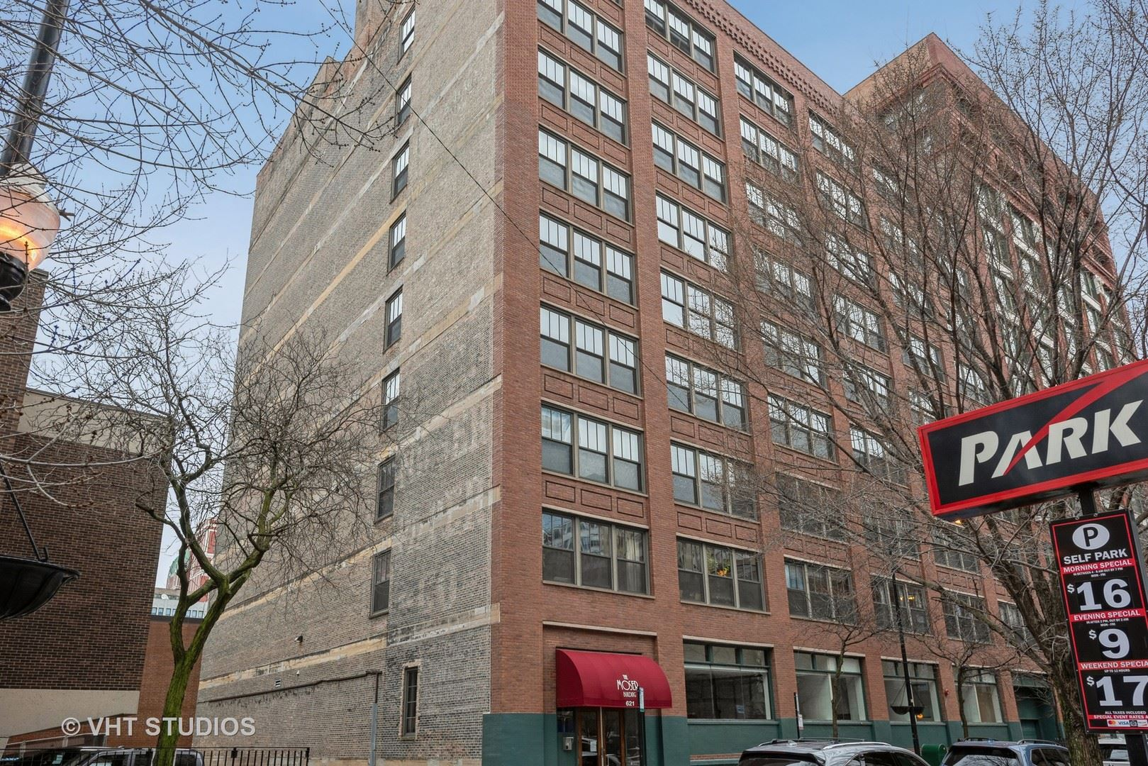 621 S Plymouth Court #202, Chicago, IL 60605 - #: 11194805