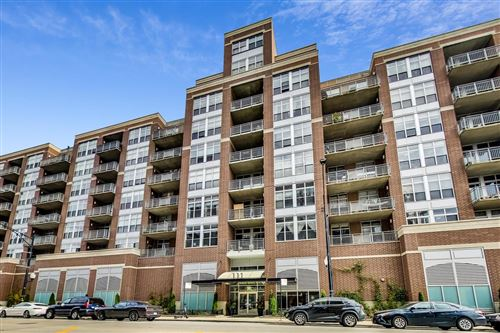 Photo of 111 S MORGAN Street #301, Chicago, IL 60607 (MLS # 10968806)