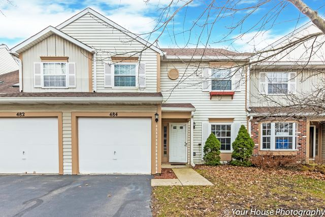 484 Ascot Lane, Streamwood, IL 60107 - #: 10592806
