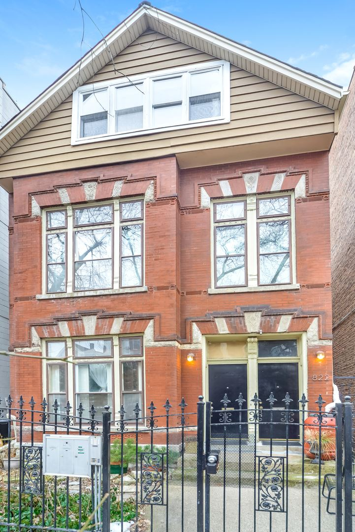 822 N Wood Street, Chicago, IL 60622 - #: 10630806