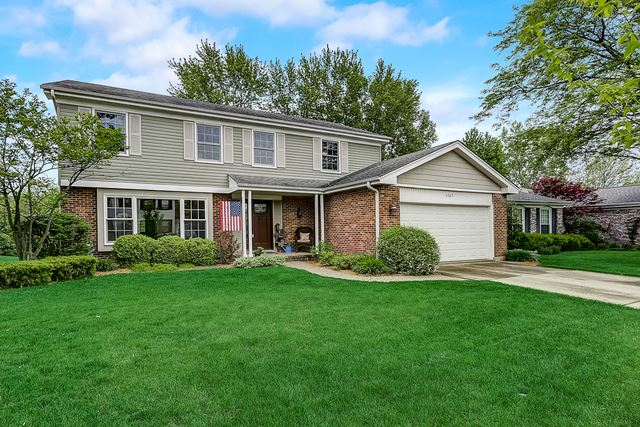 2767 Sun Valley Road, Lisle, IL 60532 - #: 10724806