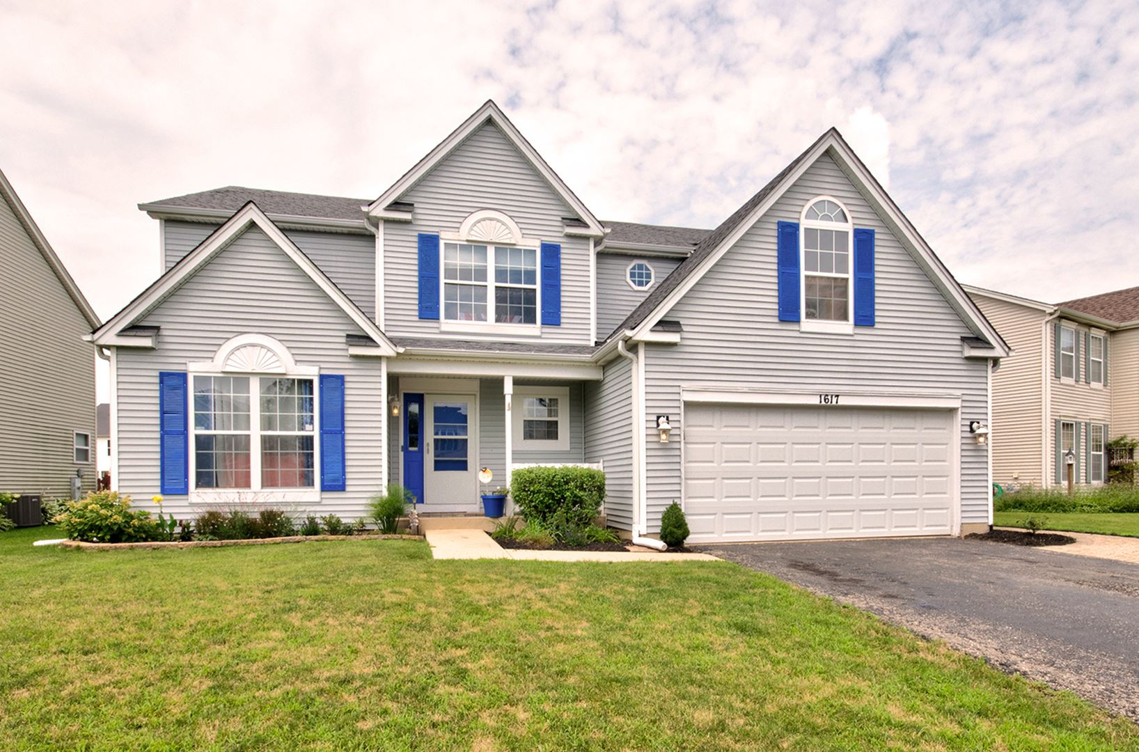 1617 Grand Highlands Drive, Plainfield, IL 60586 - #: 10803806