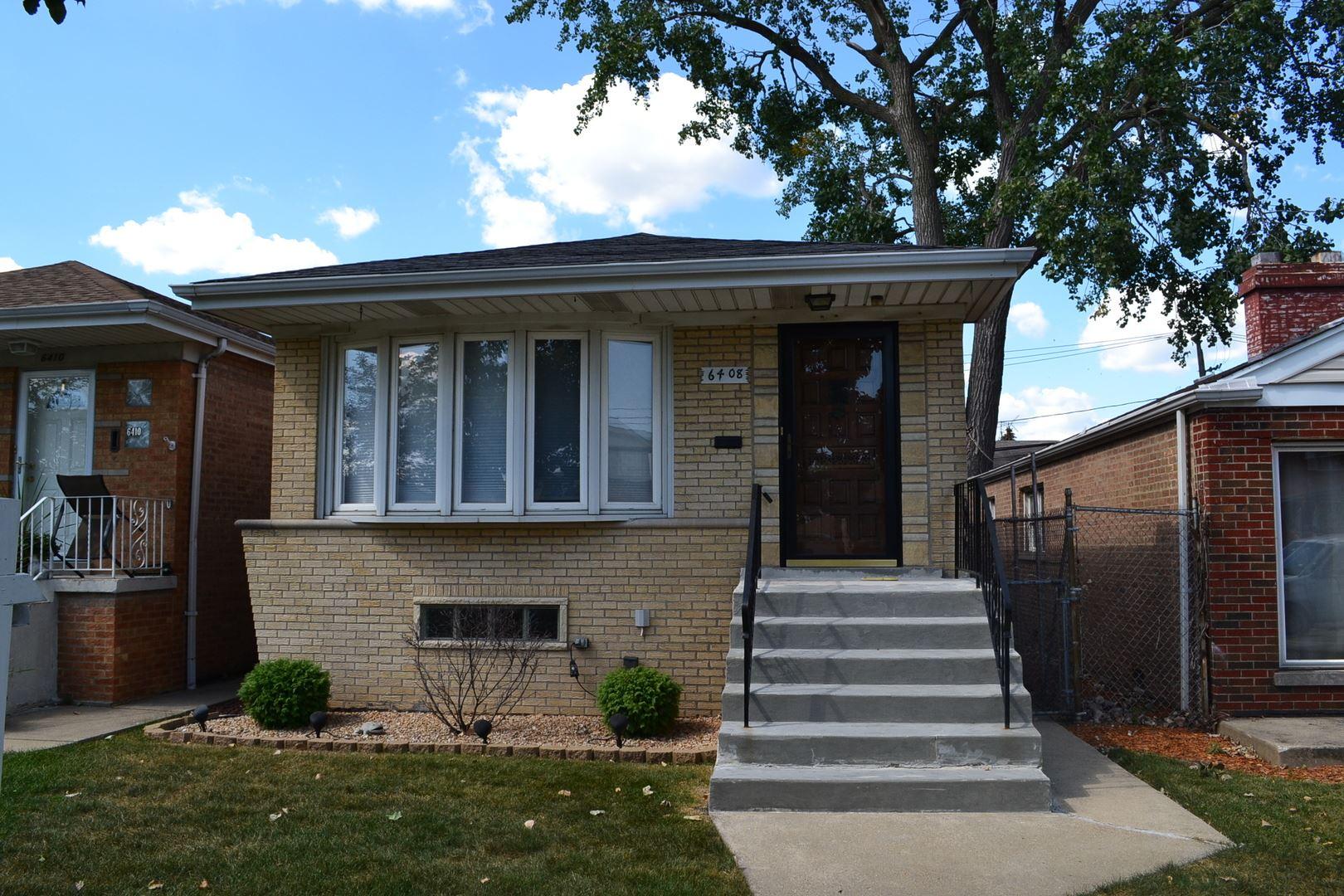 6408 S Narragansett Avenue, Chicago, IL 60638 - #: 11155806