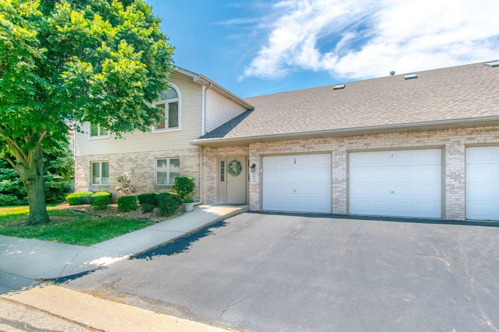 163 Barbara Jean Lane #163, Joliet, IL 60436 - #: 10763807