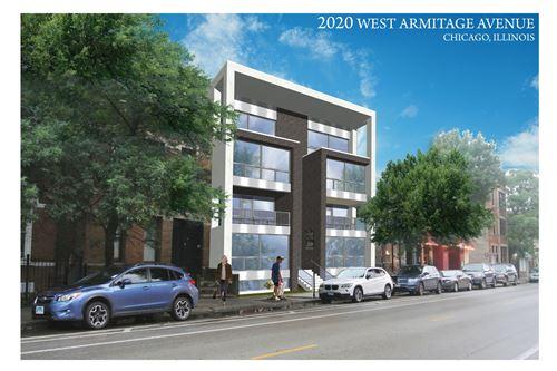 Photo of 2020 W Armitage Avenue #1W, Chicago, IL 60647 (MLS # 10888808)