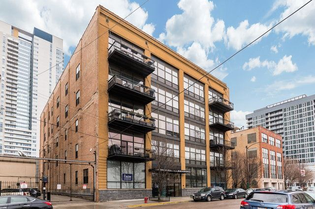 23 N GREEN Street #201, Chicago, IL 60607 - #: 10653808