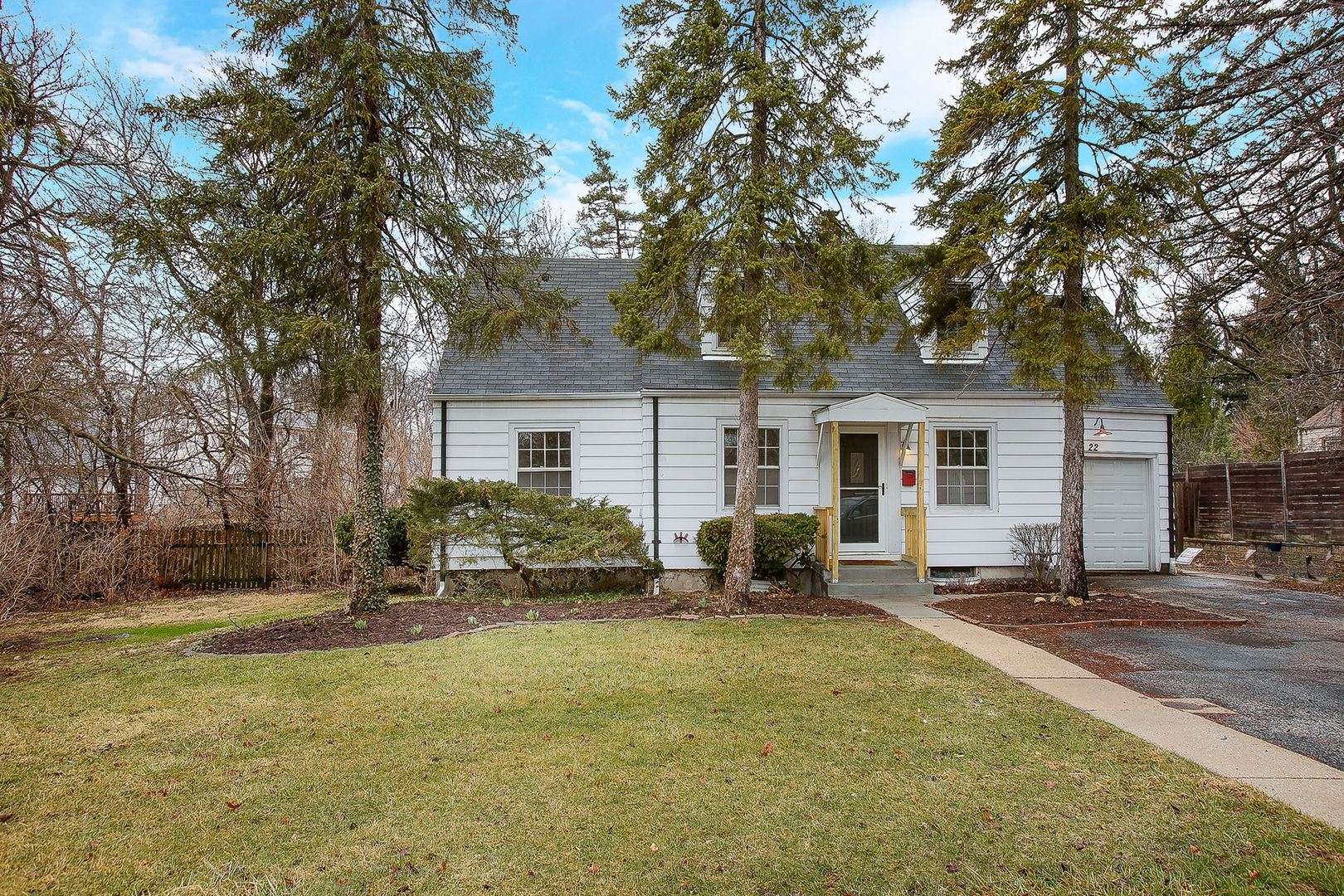 22 N West Road, Lombard, IL 60148 - #: 11027808
