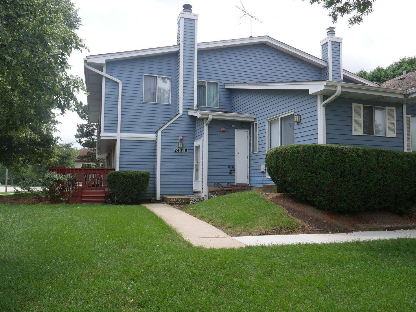 2401 Brunswick Circle #B, Woodridge, IL 60517 - #: 11203809