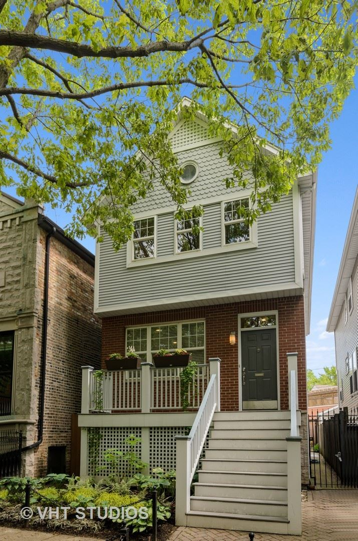 1827 N WILMOT Avenue, Chicago, IL 60647 - #: 10727810
