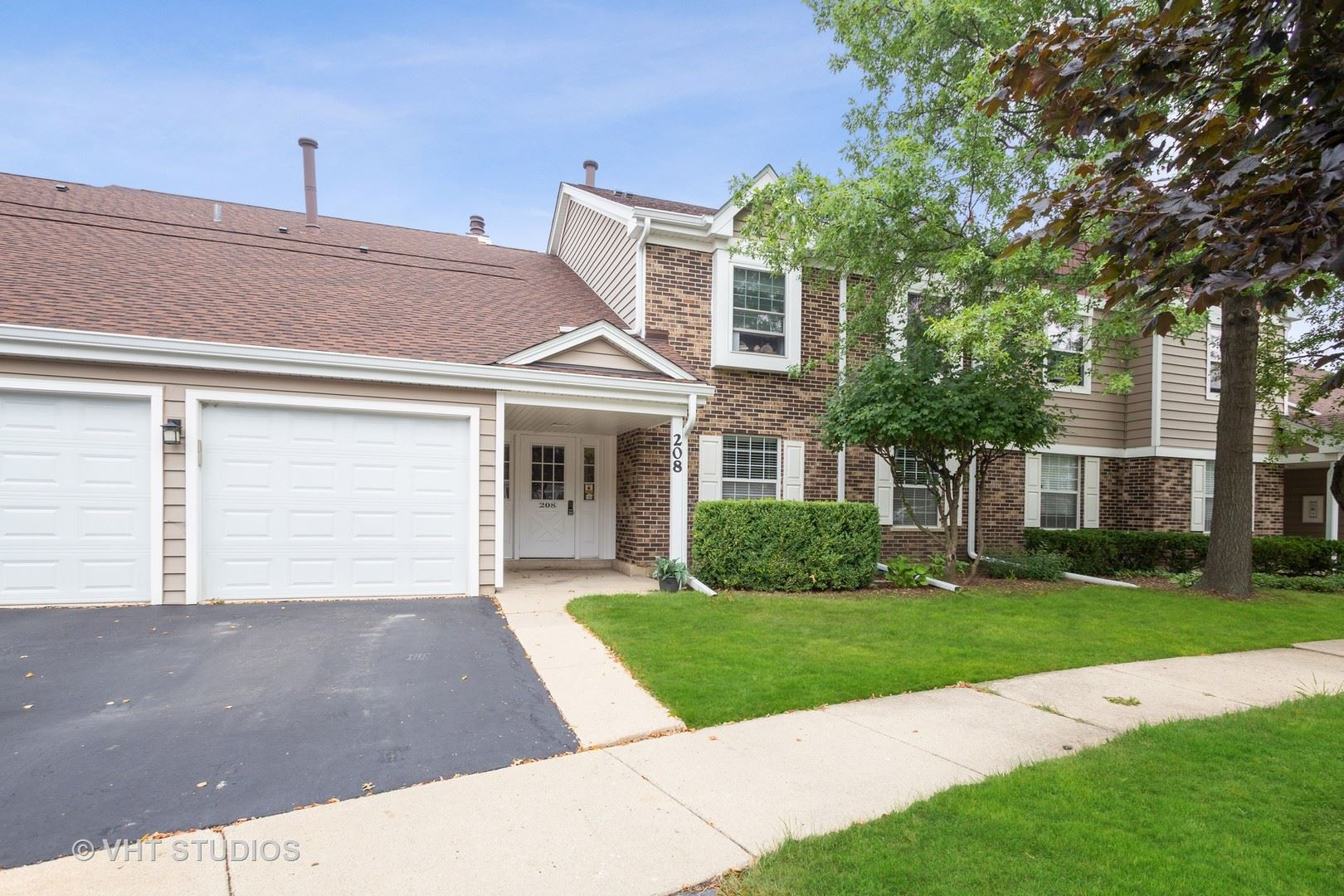 208 Maplebrook Court #X1, Schaumburg, IL 60194 - #: 10806810