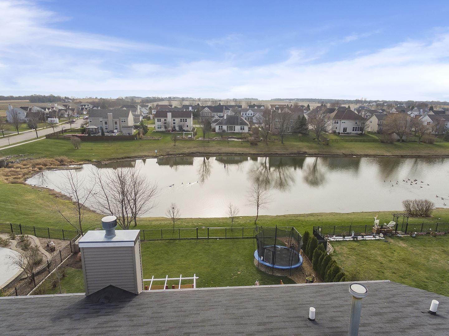 Photo of 248 Morgan Valley Drive, Oswego, IL 60543 (MLS # 10938810)