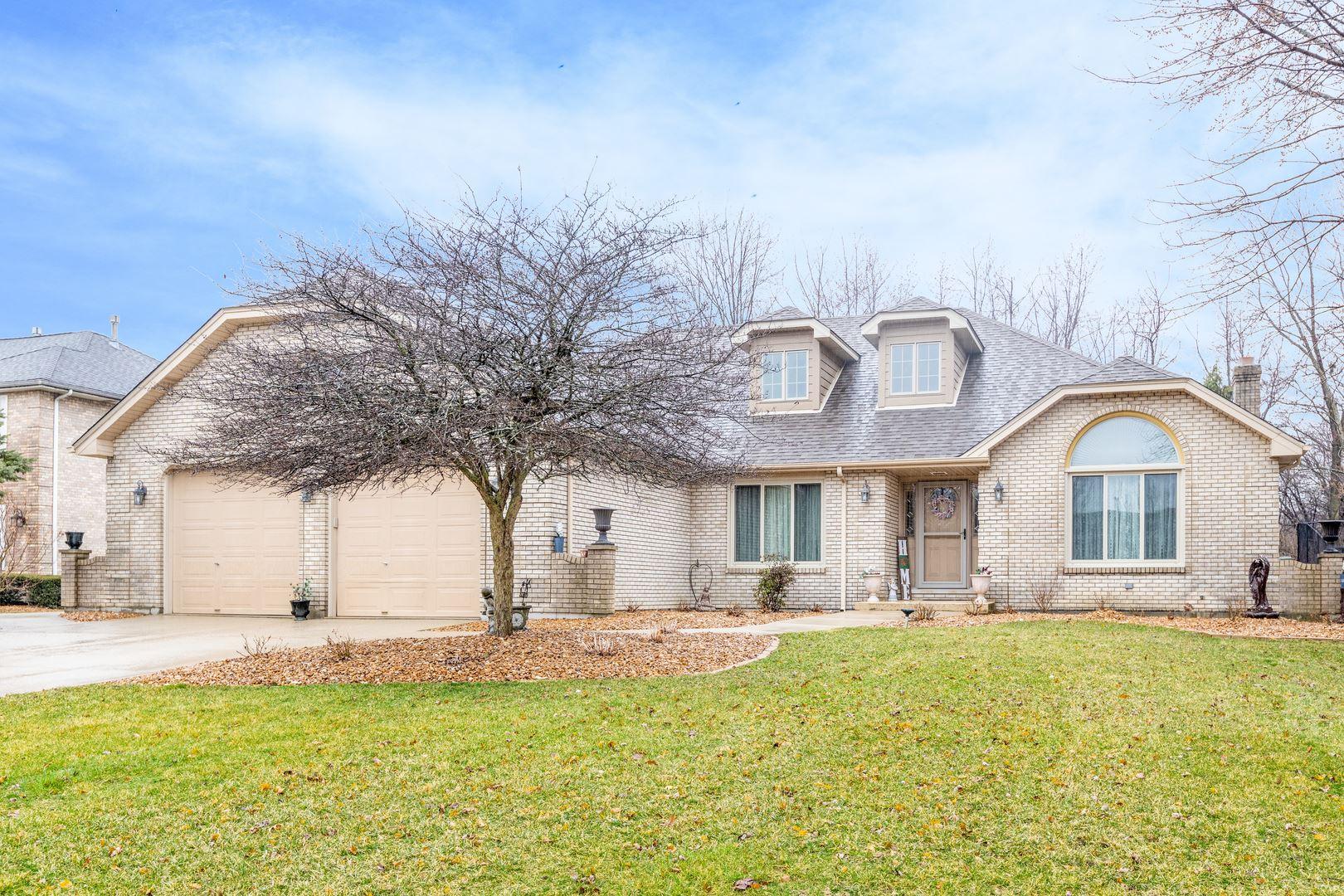 15048 S Woodcrest Avenue, Homer Glen, IL 60491 - #: 10780812