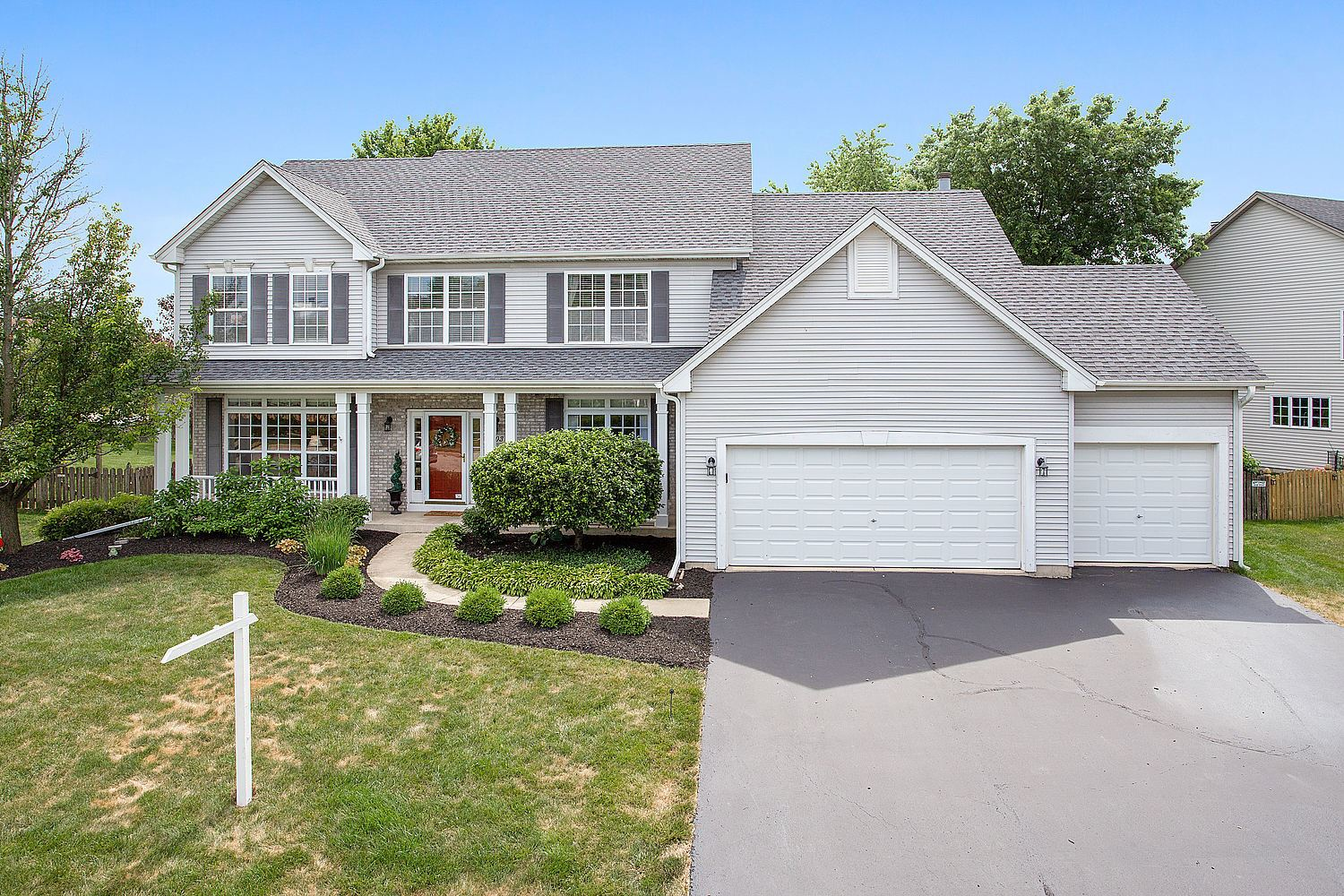603 Highview Court, Oswego, IL 60543 - #: 10762813