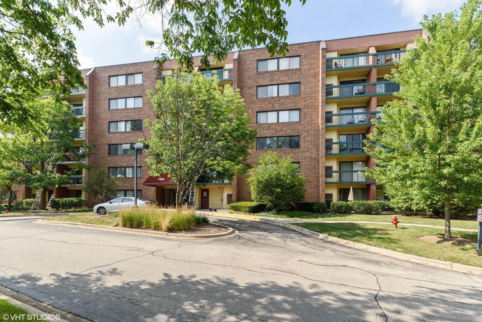 1800 Huntington Boulevard #407, Hoffman Estates, IL 60169 - #: 10775813