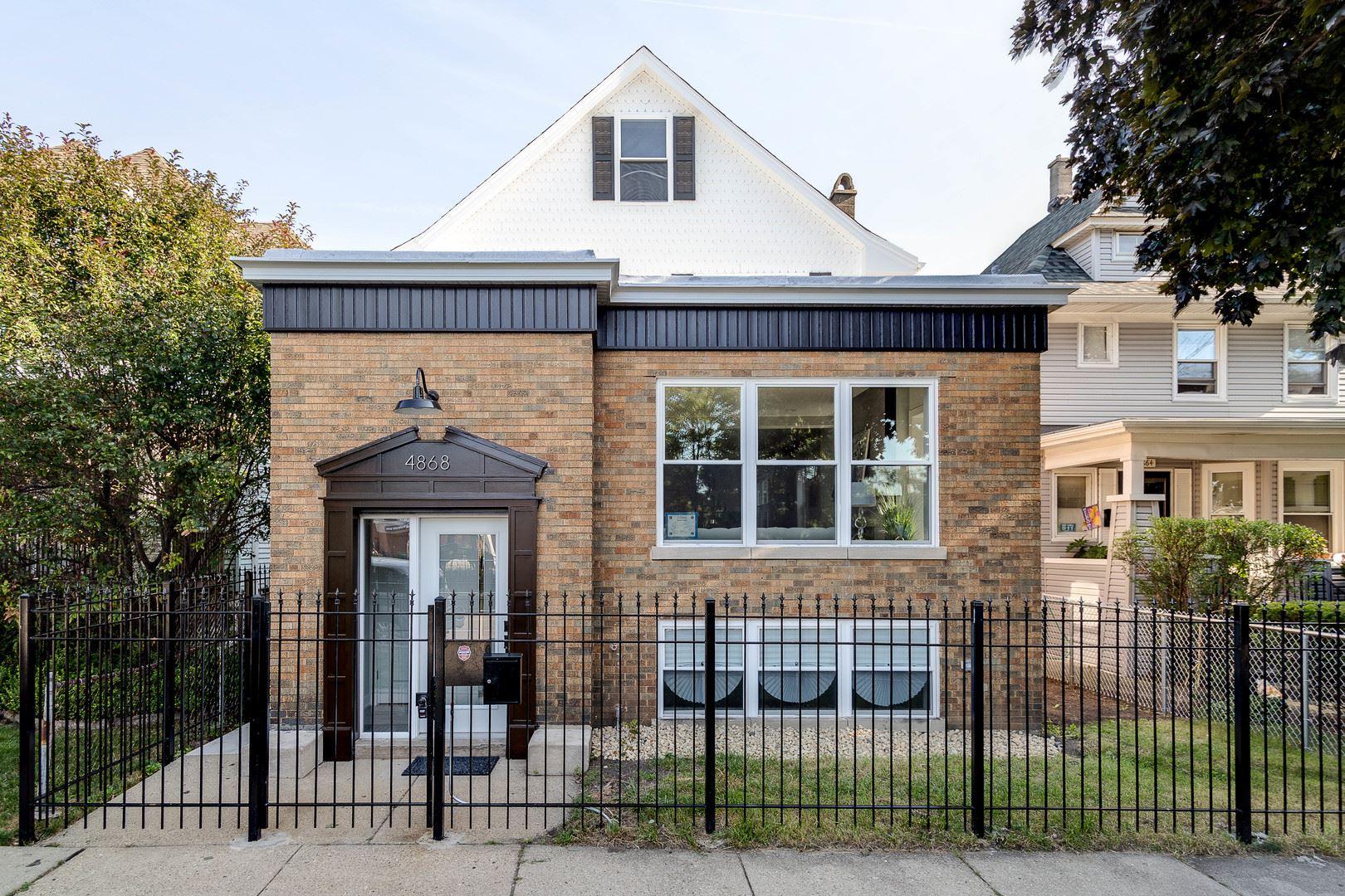 4868 W Warner Avenue, Chicago, IL 60641 - #: 10809813