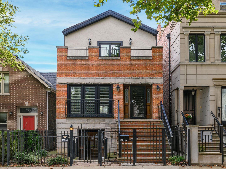1927 W Huron Street, Chicago, IL 60622 - #: 11249813