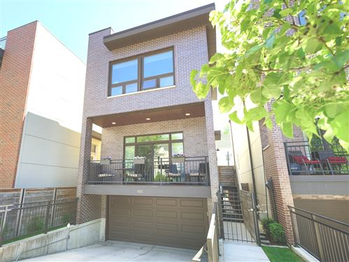 Photo of 1923 N Rockwell Street, Chicago, IL 60647 (MLS # 10723814)