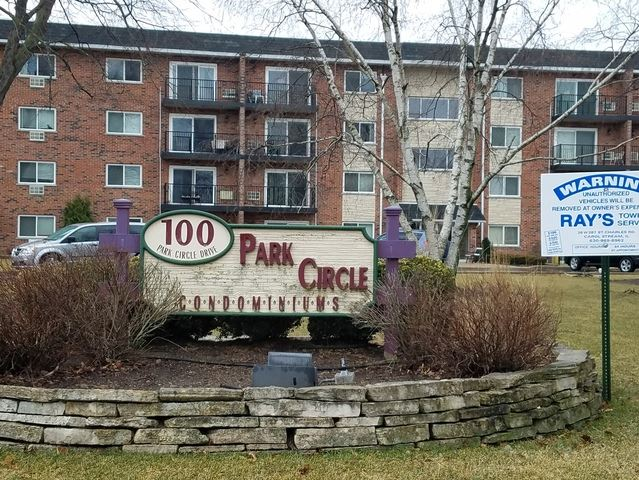 100 W Park Circle Drive UNIT 2J, Wheaton, IL 60187 - #: 10410814