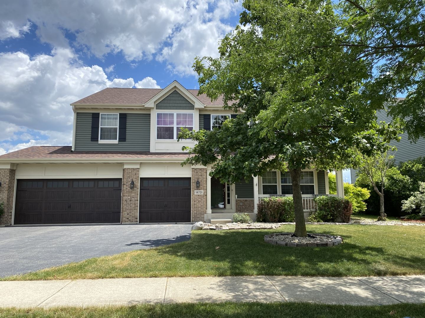 14731 Independence Drive, Plainfield, IL 60544 - #: 10739814