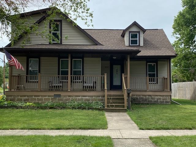 832 E Madison Street E, Pontiac, IL 61764 - #: 10764814