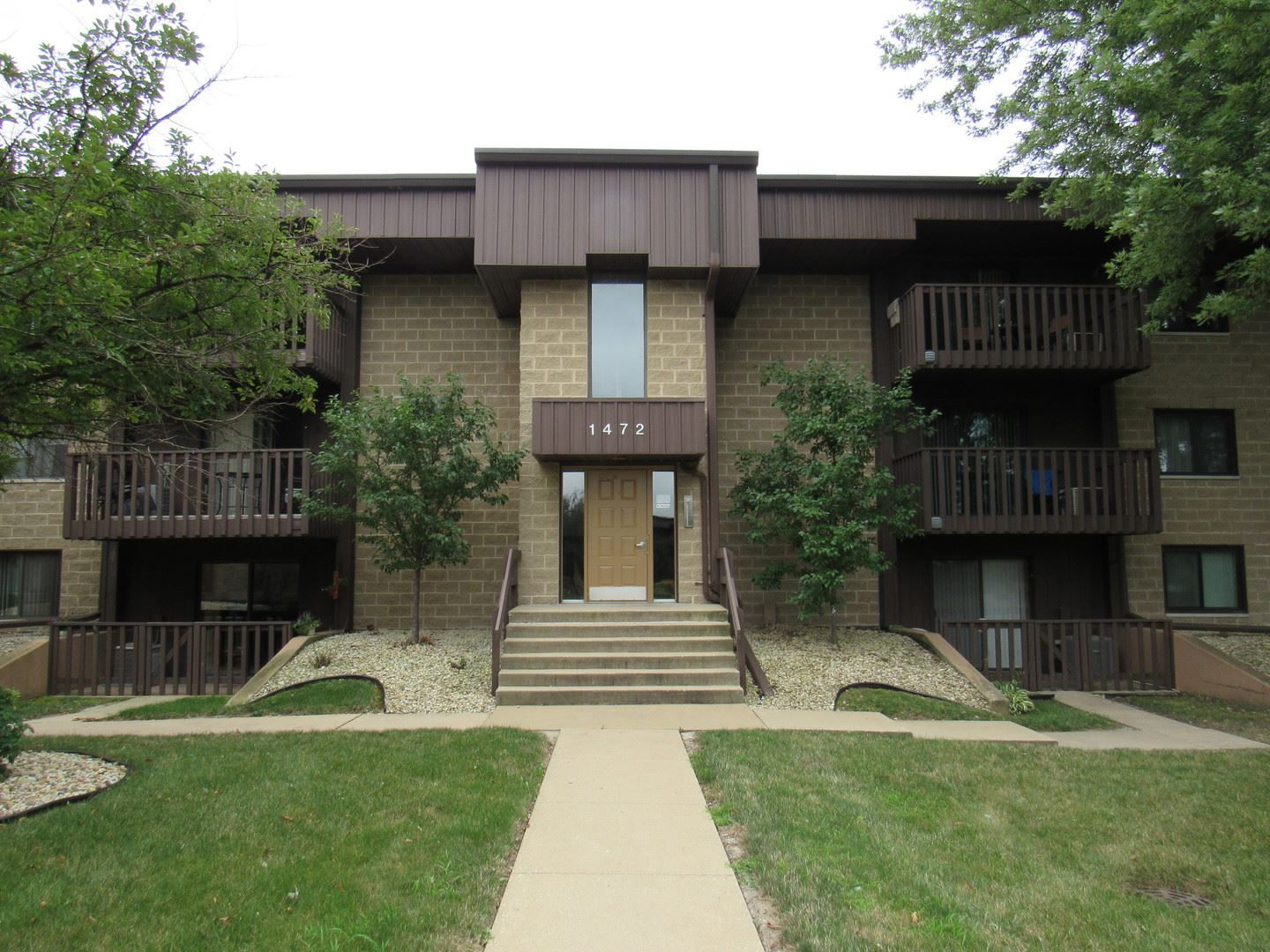 1472 N Rock Run Drive #3C, Crest Hill, IL 60403 - #: 10804814