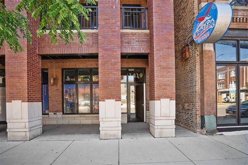 Photo of 1419 W Chicago Avenue #1, Chicago, IL 60642 (MLS # 10769815)