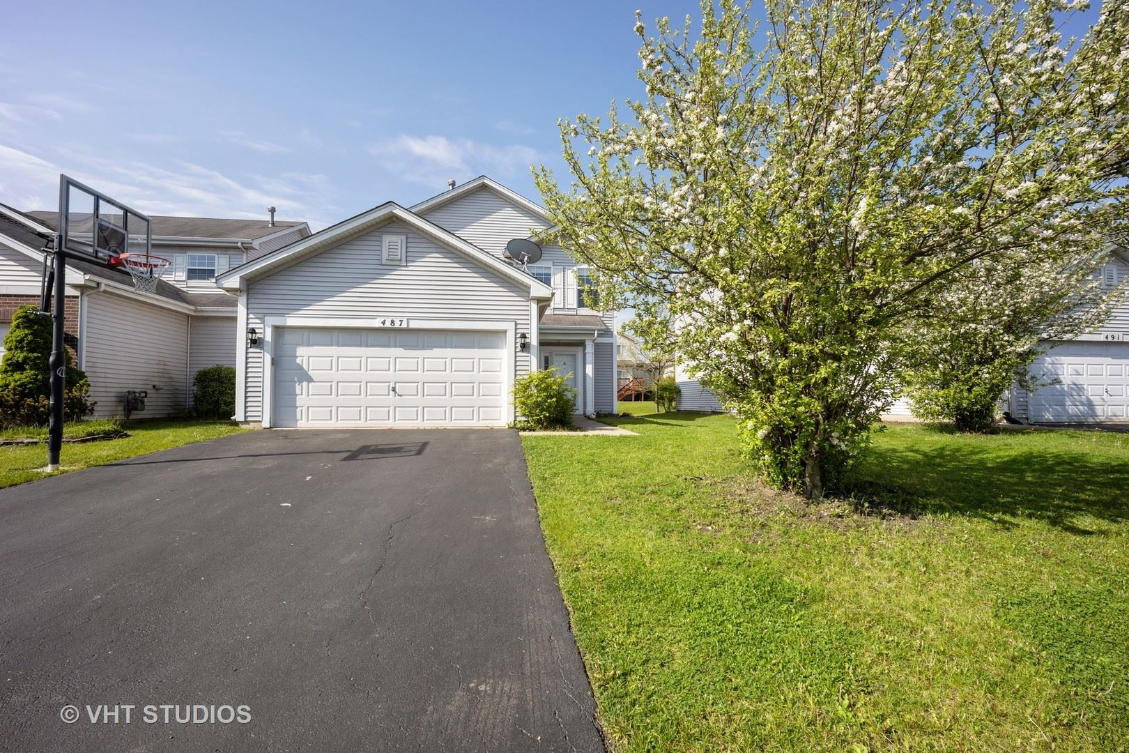 487 W Hamlin Lane, Round Lake, IL 60073 - #: 10725815