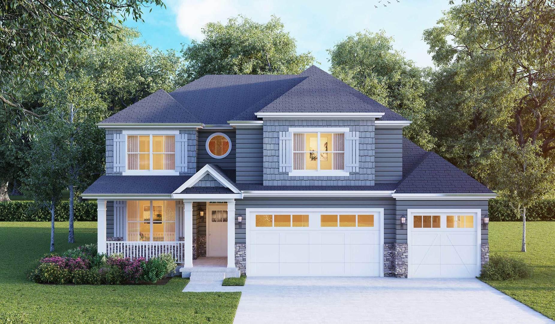 1613 Metcalf Lane, Shorewood, IL 60404 - #: 11199815