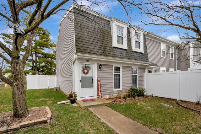 1241 Downing Street, Roselle, IL 60172 - #: 10957816