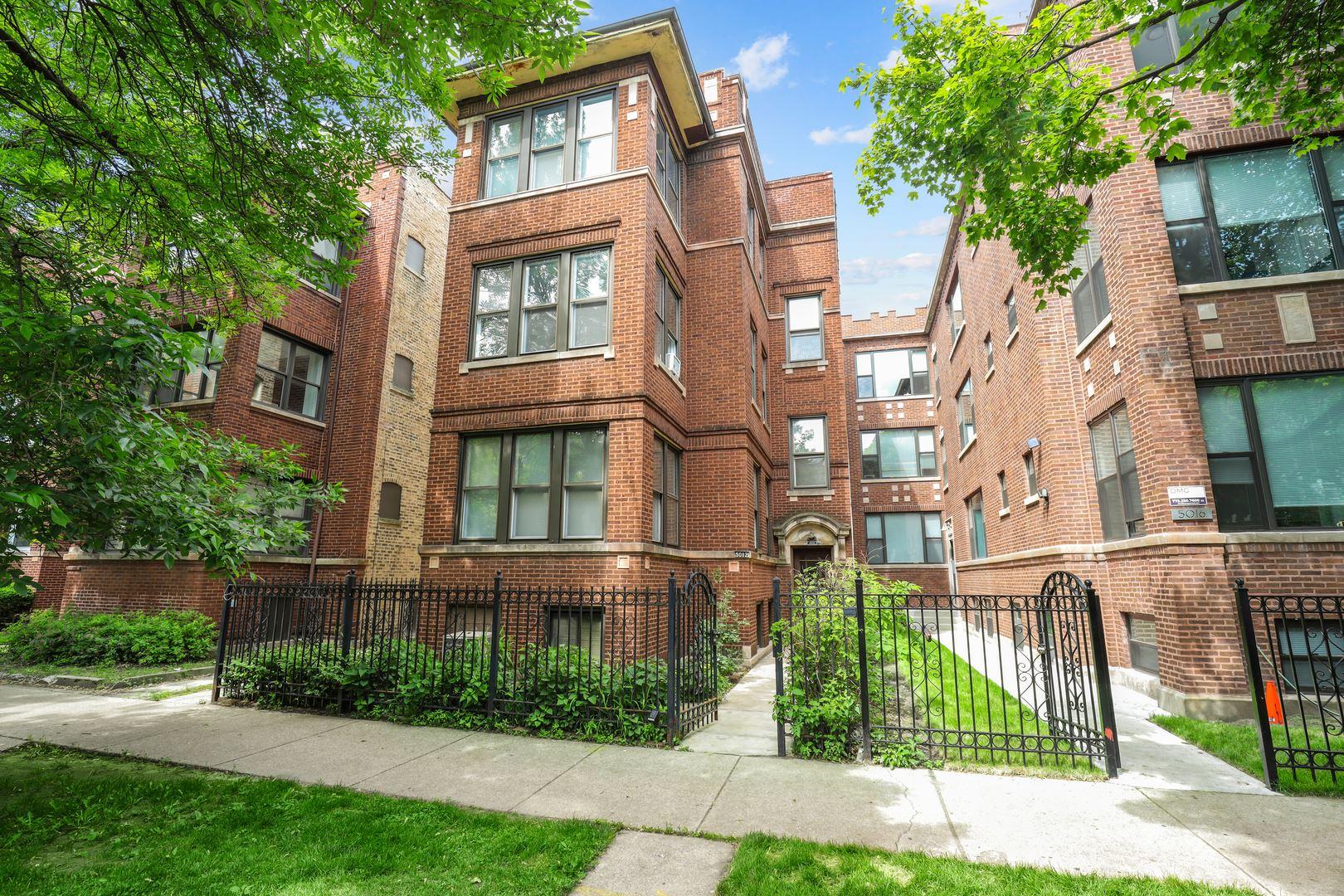 5012 N Winchester Avenue #1, Chicago, IL 60640 - #: 11112816