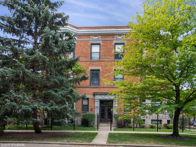 4054 N Hermitage Avenue #2S, Chicago, IL 60613 - #: 11189816