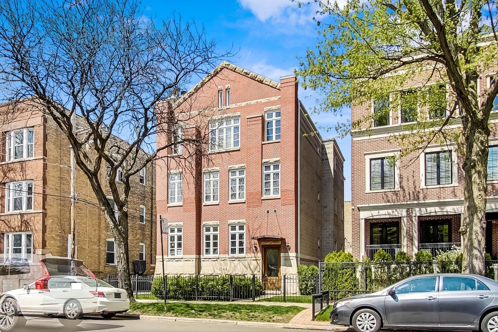 1544 W Addison Street #3, Chicago, IL 60613 - #: 11231816