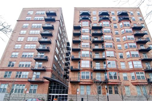 Photo of 500 S CLINTON Street #712, Chicago, IL 60607 (MLS # 11076817)
