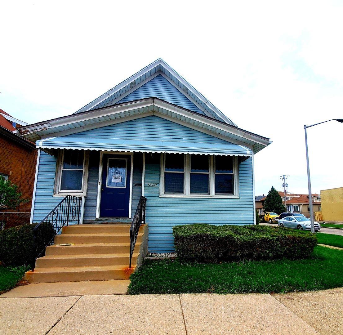 12563 Western Avenue, Blue Island, IL 60406 - #: 11057819