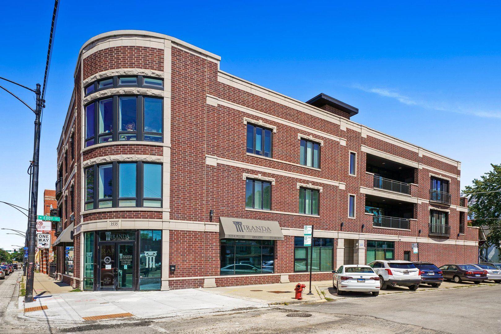 3952 W Eddy Street #1W, Chicago, IL 60618 - #: 11194819