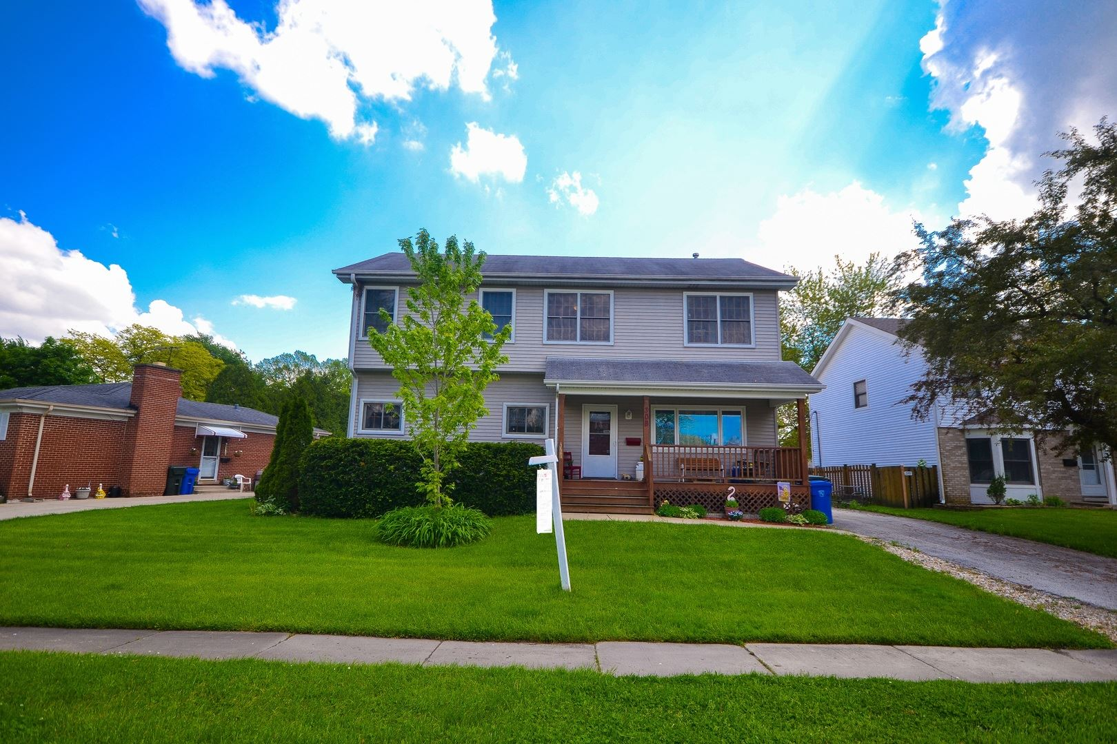 308 Hatlen Avenue, Mount Prospect, IL 60056 - #: 10765820
