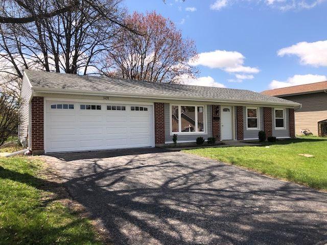 1408 Laurie Lane, Hanover Park, IL 60133 - #: 11071820
