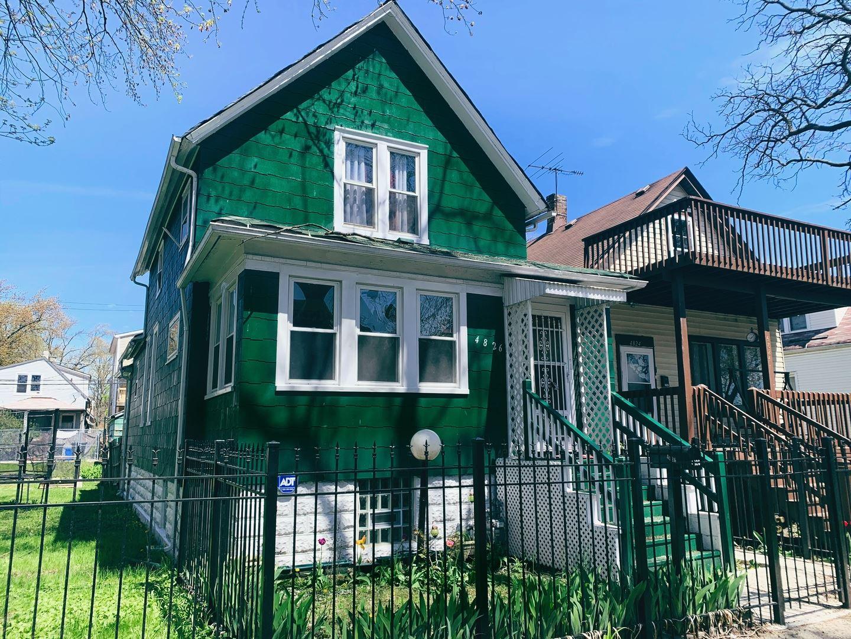 4826 W Hubbard Street, Chicago, IL 60644 - #: 10695821