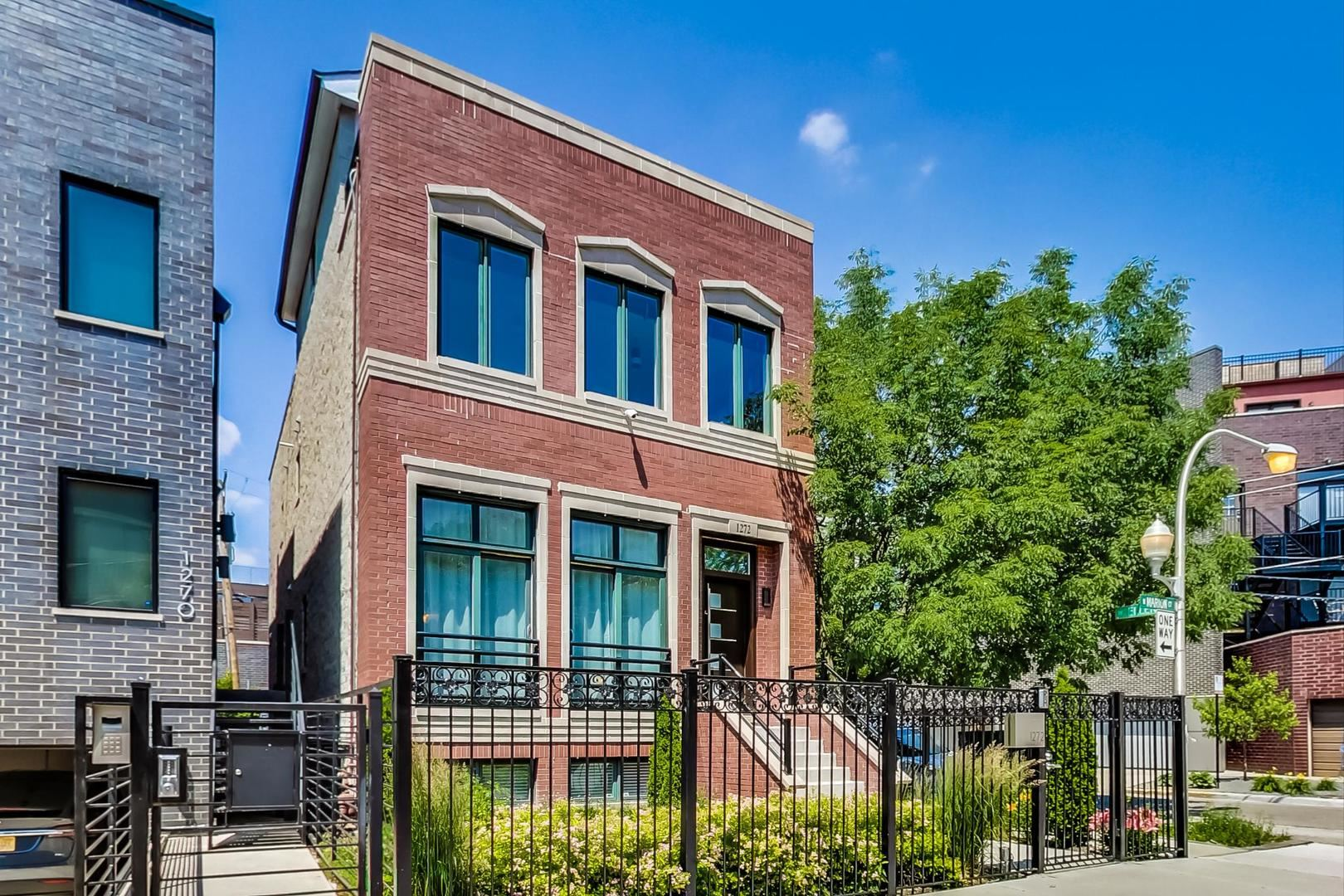 1272 N Marion Court, Chicago, IL 60622 - #: 10762821
