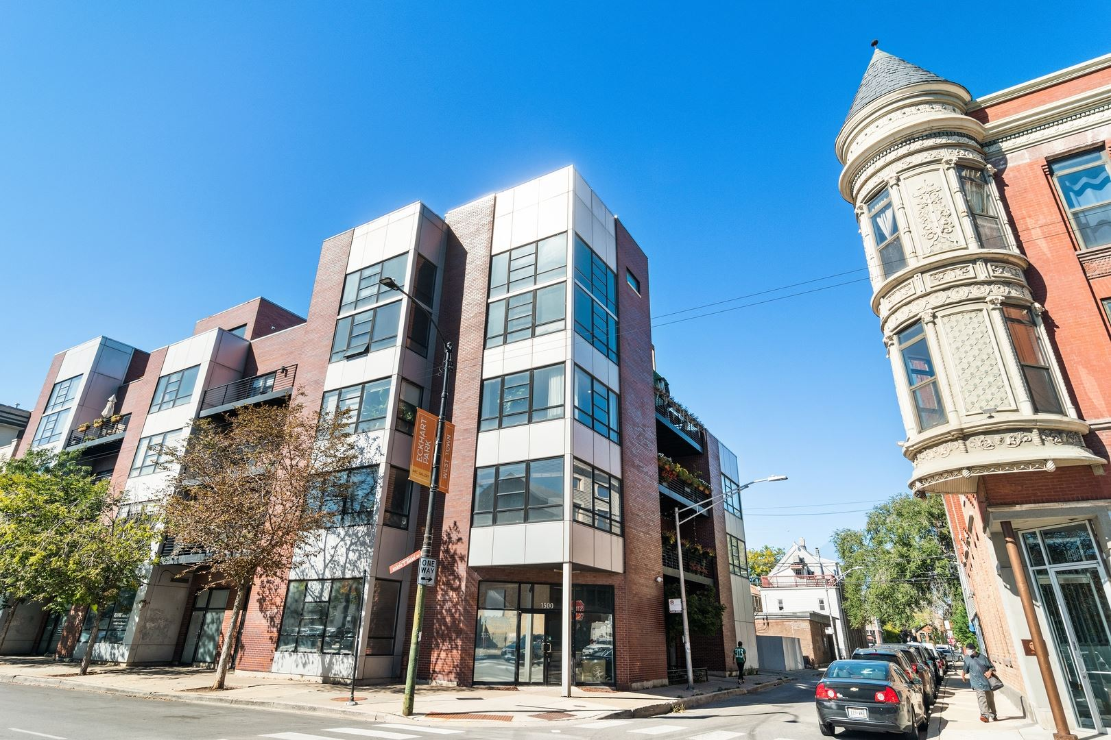 808 N Greenview Avenue #3D, Chicago, IL 60642 - #: 11233821