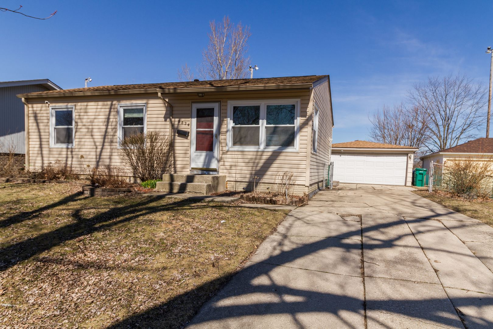 8824 Golfview Drive, Orland Park, IL 60462 - #: 10666822