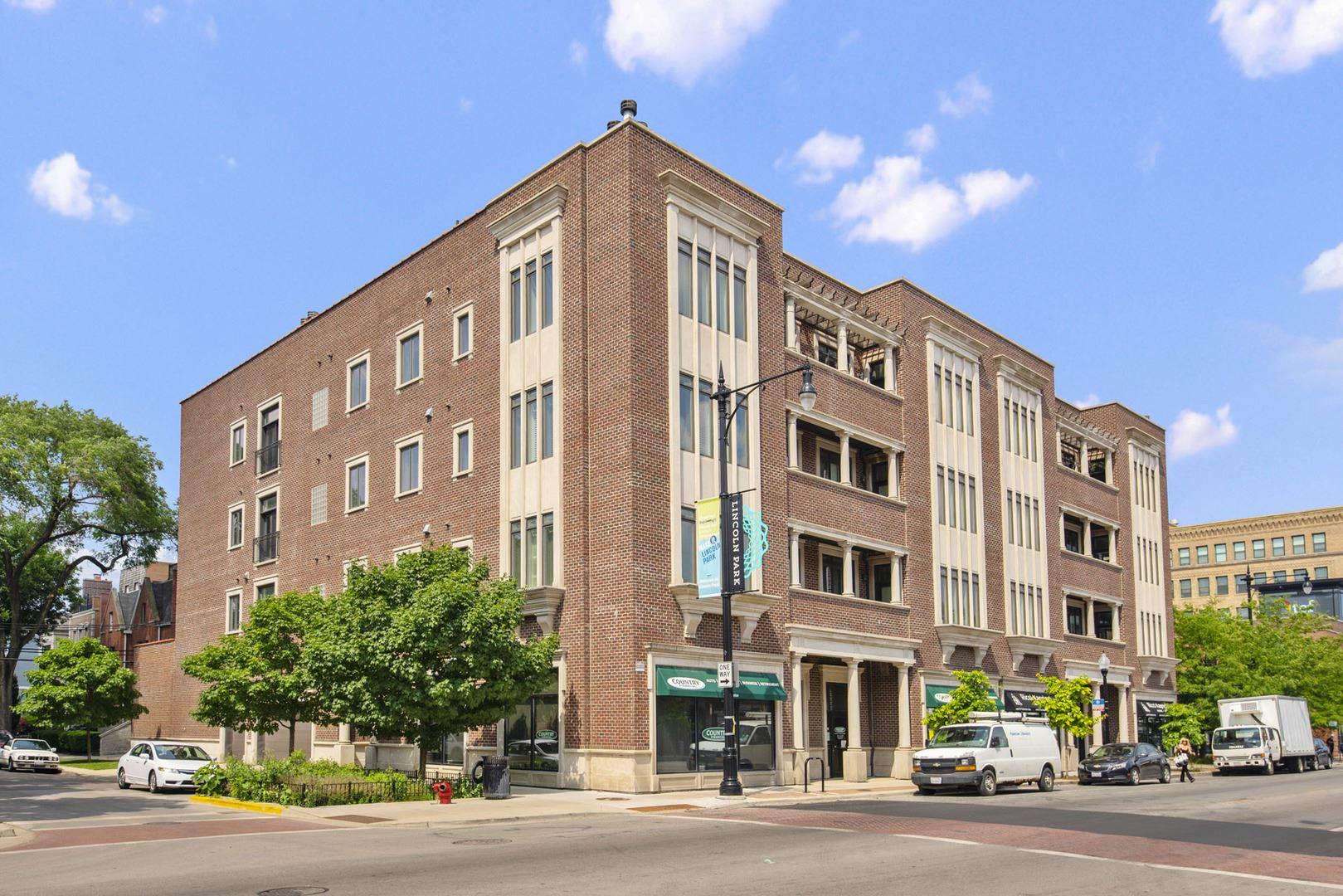 2401 N Janssen Avenue #308, Chicago, IL 60614 - #: 10776822