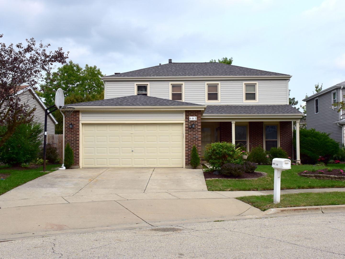 685 Randi Lane, Hoffman Estates, IL 60169 - #: 10862822